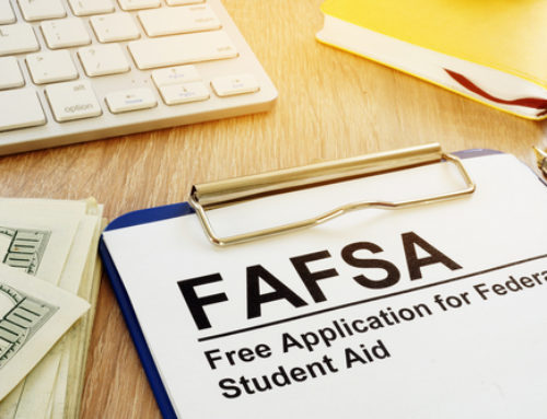 You Applied Early; Don't Forget to Apply for Financial Aid!